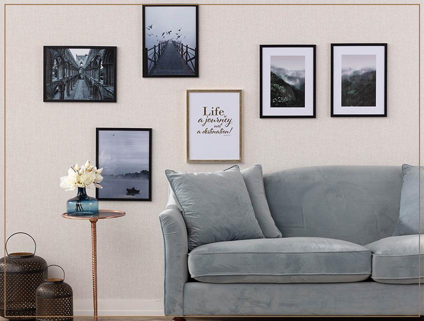Dekoracje- obrazy, zestawy obrazów...