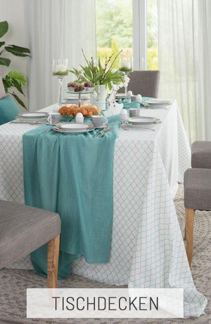 Tischdecken für Ostern