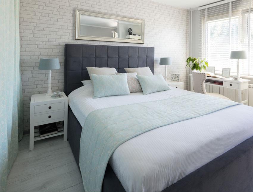 Schlafzimmer im Hamptons Stil