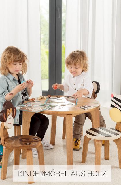 Kindermöbel aus Holz