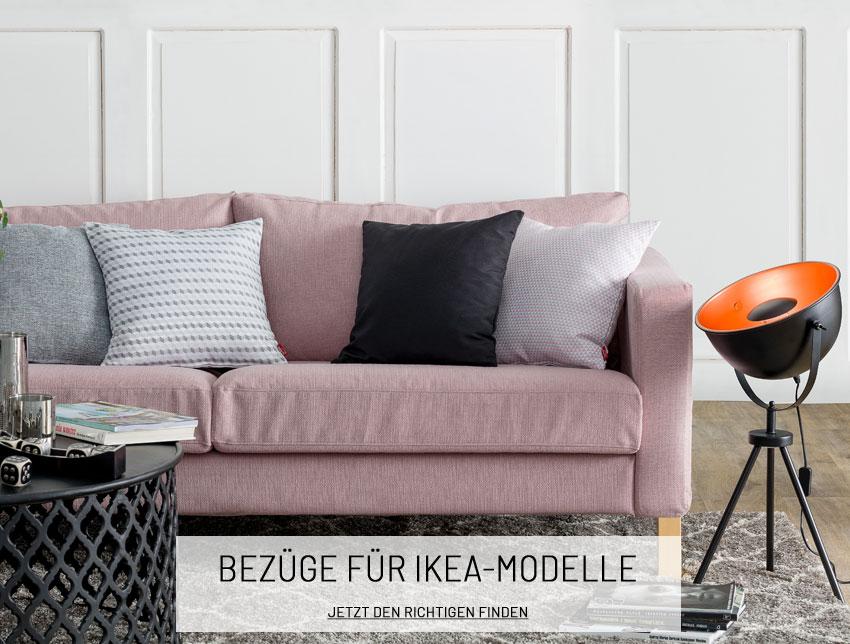 Bezuege fuer Ikea Moebel