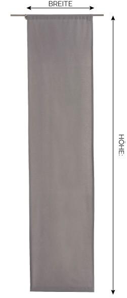 Flächenvorhänge