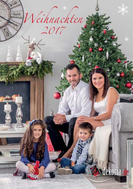 Weihnachten Katalog 2017