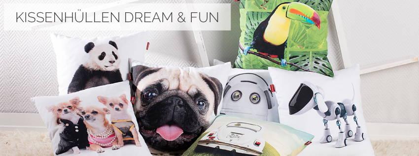 Kissenhullen dream&fun